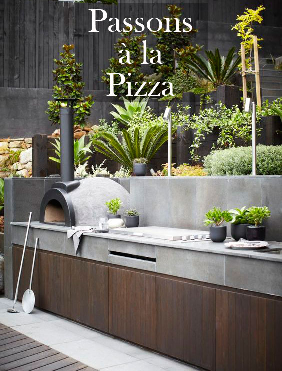 cuisine-exterieure-pizza-four-kitchen-outdoor