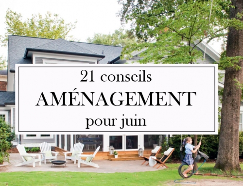 TO DO : Votre check-list de juin